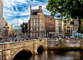 Mobilità in Irlanda – Dublino